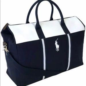 Polo Ralph Lauren Duffel Bag Gym Weekender Holdal